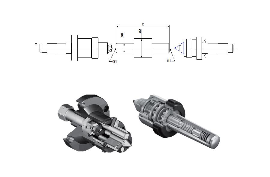 填写机床是否配备液压气缸驱动机构 12, 尾座顶尖是否可以旋转 * 13图片